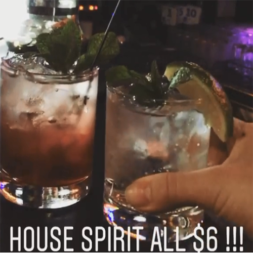 two hands house spirit